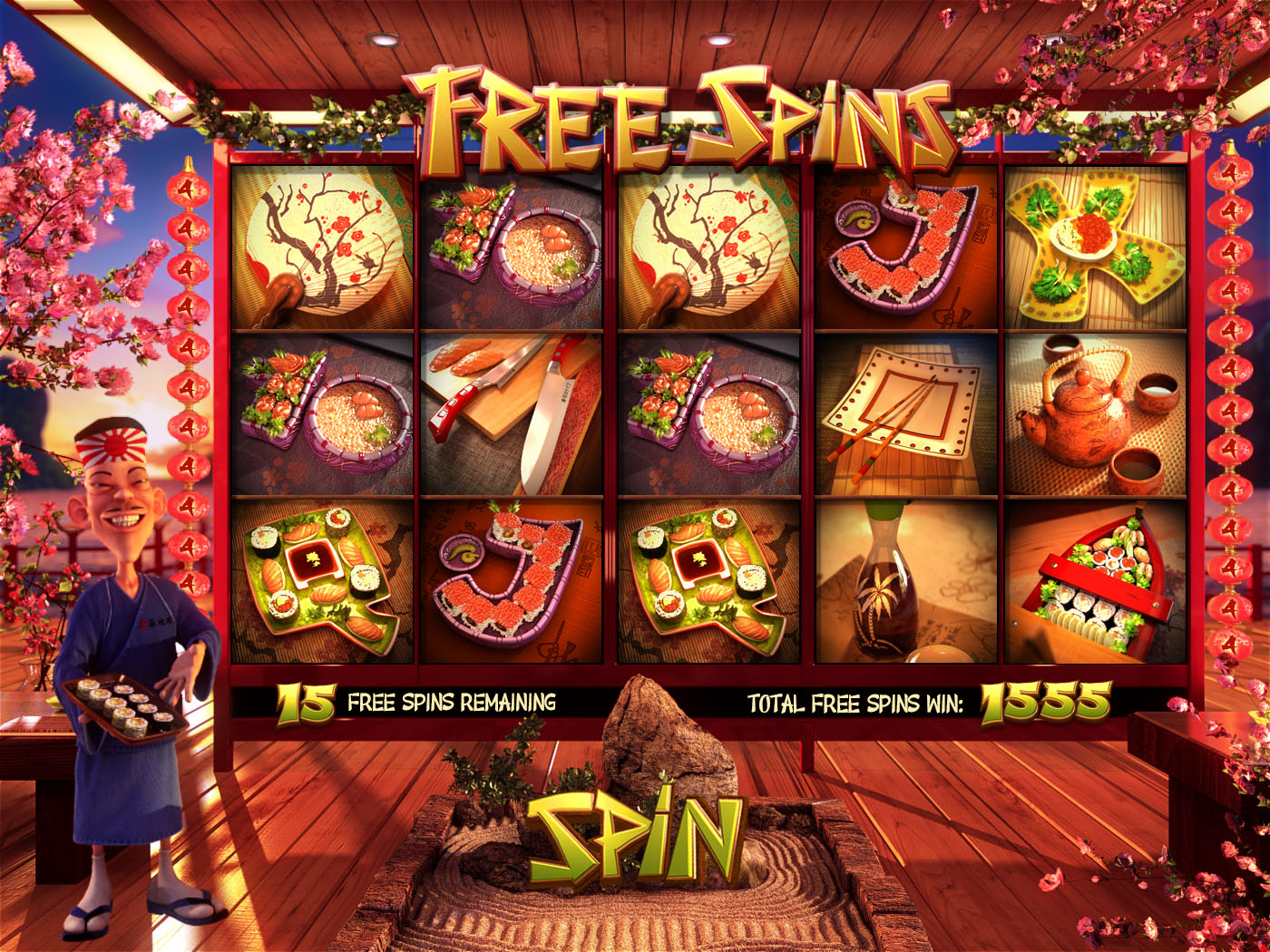 Spiele Sushi Bar - Video Slots Online